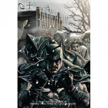 Okładka książki Batman: Noel