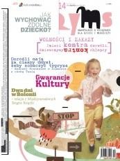 Okładka książki Ryms, nr 14, lato 2011