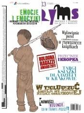 Okładka książki Ryms, nr 13, wiosna 2011