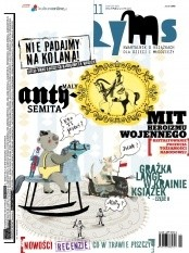 Okładka książki Ryms, nr 11, jesień 2010