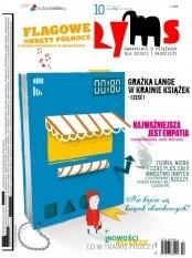 Okładka książki Ryms, nr 10, lato 2010