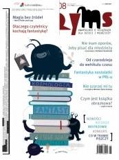 Okładka książki Ryms, nr 8, zima 2009/2010