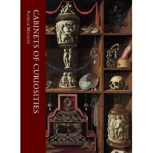 Okładka książki Cabinets of Curiosities