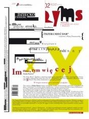 Okładka książki Ryms, nr 2, lato 2008