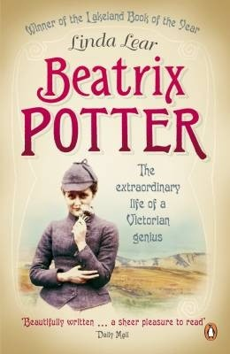 Okładka książki Beatrix Potter. The extraordinary life of a Victorian genius