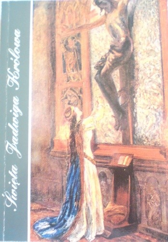 Okładka książki Święta Jadwiga Królowa
