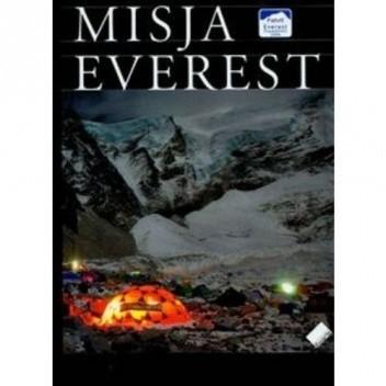 Okładka książki Misja Everest