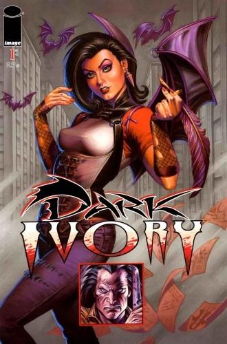 Okładka książki Dark Ivory 01 (2008)