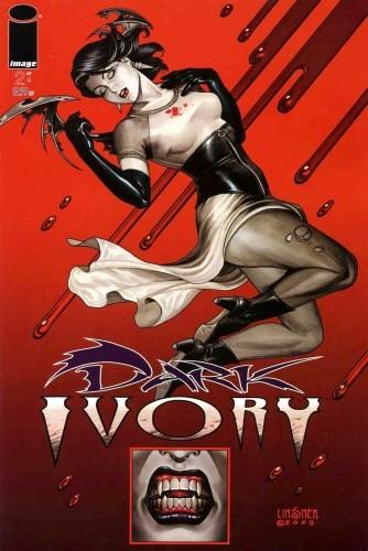 Okładka książki Dark Ivory 02 (2008)