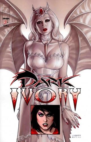 Okładka książki Dark Ivory 03 (2008)