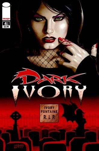 Okładka książki Dark Ivory 04 (2009)