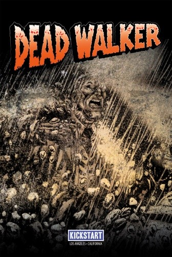 Okładka książki Dead Walker