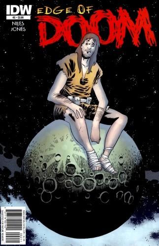 Okładka książki Edge of Doom 02