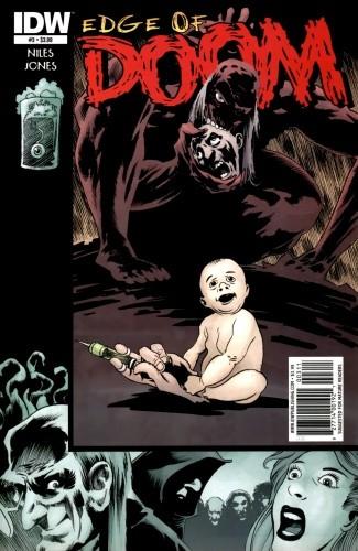 Okładka książki Edge of Doom 03