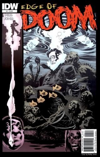 Okładka książki Edge of Doom 04