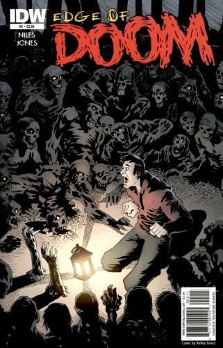 Okładka książki Edge of Doom 05