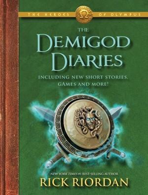 Okładka książki The Demigood Diares