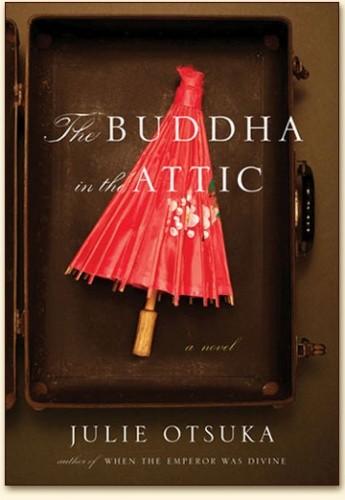Okładka książki The Buddha in The Attic