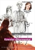 Okładka książki Kawaler d'Harmental