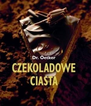 Okładka książki Czekoladowe ciasta