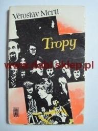 Okładka książki Tropy