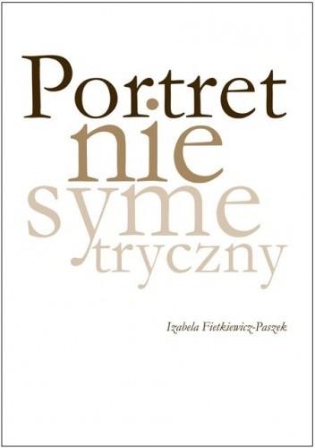 Okładka książki Portret niesymetryczny