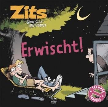 Okładka książki Zits 4: Erwischt!