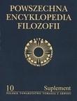 Okładka książki Powszechna Encyklopedia Filozofii