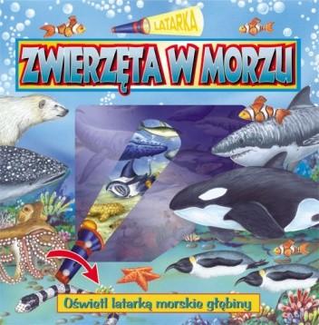 Okładka książki Zwierzęta w morzu
