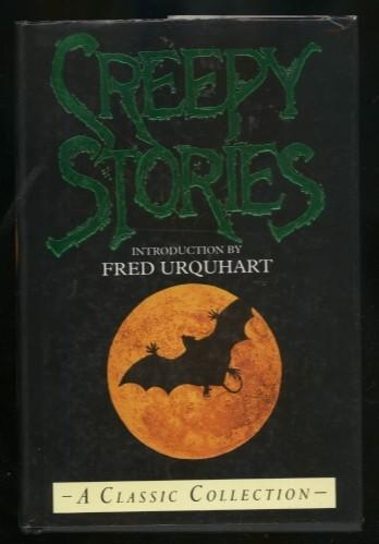 Okładka książki Creepy Stories