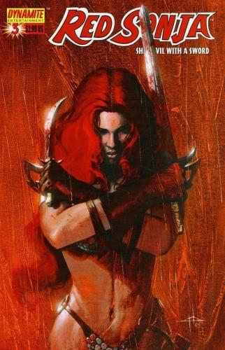 Okładka książki Red Sonja - She Devil With A Sword 03