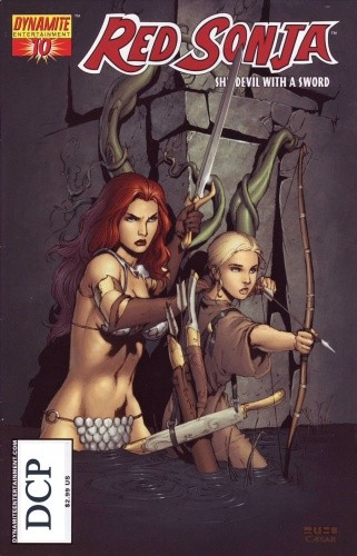 Okładka książki Red Sonja - She Devil With A Sword 10