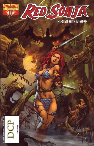 Okładka książki Red Sonja - She Devil With A Sword 11