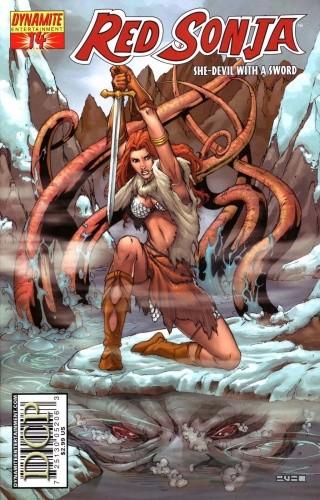 Okładka książki Red Sonja - She Devil With A Sword 14