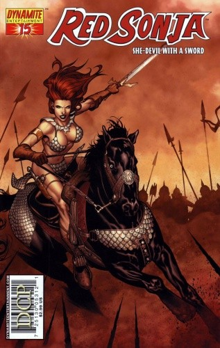 Okładka książki Red Sonja - She Devil With A Sword 15