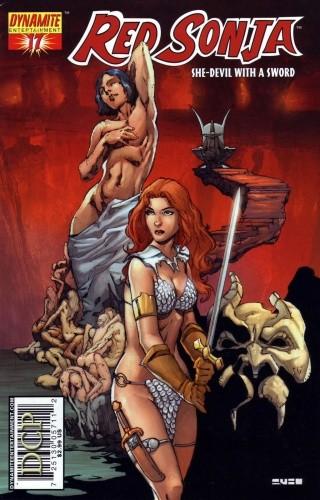 Okładka książki Red Sonja - She Devil With A Sword 17