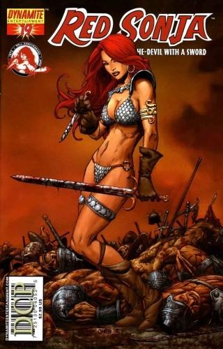 Okładka książki Red Sonja - She Devil With A Sword 19