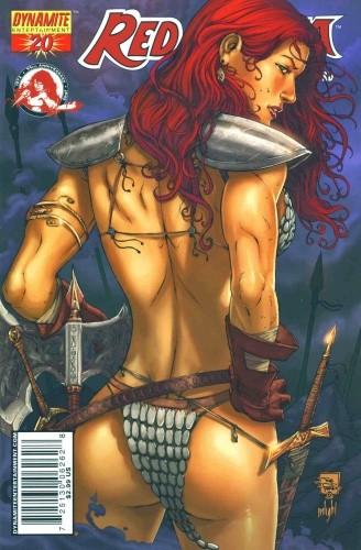 Okładka książki Red Sonja - She Devil With A Sword 20