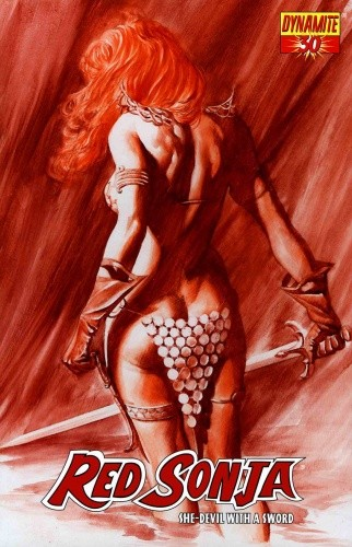 Okładka książki Red Sonja - She Devil With A Sword 30