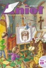 Okładka książki Anioł Stróż marzec 2012
