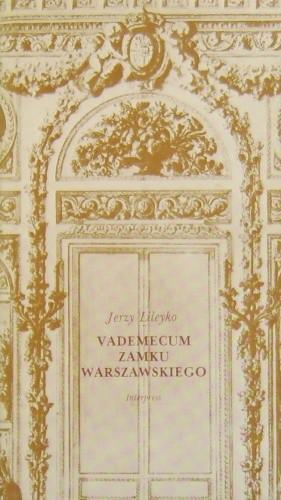 Okładka książki Vademecum Zamku Warszawskiego
