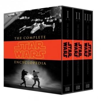Okładka książki The Complete Star Wars Encyclopedia