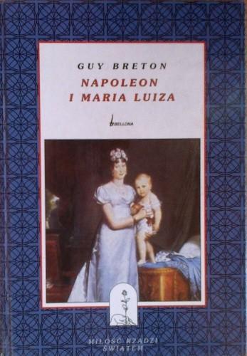 Okładka książki Napoleon i Maria Luiza