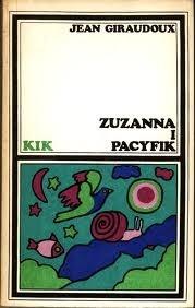 Okładka książki Zuzanna i Pacyfik