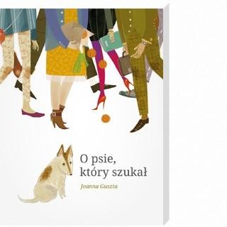 Okładka książki O psie, który szukał