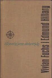 Okładka książki Na przełaj przez Antarktydę