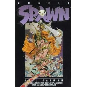 Okładka książki Spawn: Angela