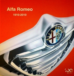 Okładka książki Alfa Romeo 1910-2010