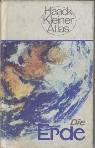 Okładka książki Haack Kleiner Atlas: Die Erde