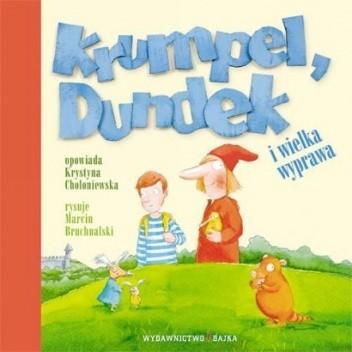 Okładka książki Krumpel, Dundek i wielka wyprawa